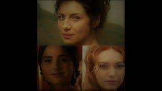 The Hottest Female Stars of the TV British Period Drama, in recent years.
