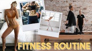 Female Fitness Routine | What TRANSFORMED My Body & How I Exercise Now In Pregnancy