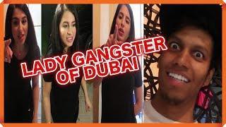 FEMALE GANGSTER OF DUBAI !!!!!!