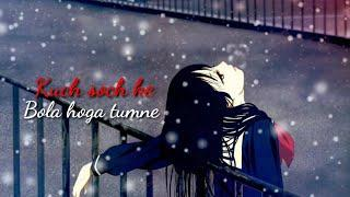 Isme tera ghata ????  | Neha Kakkar | female version | sad whatsapp status video | by Be loved.