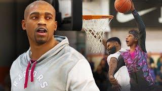 JUWANNA MANN DISRESPECTS YOUNG VINCE CARTER IN TORONTO! NBA LIVE 19  Career Mode | Road To ICON #4