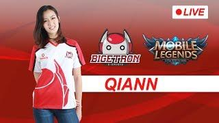???? BTR QIANN BEST FEMALE ASSASSIN?! [NO MIC]