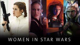 Women in Star Wars: Why we love these SW Heroines from the OT, PT, and cartoons