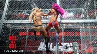 FULL MATCH - Banks vs. Flair - Raw Women's Championship Match: Hell in a Cell 2016 (WWE Network)