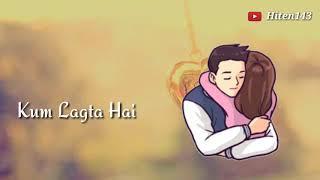 JAANEMAN❤|Female version whatsapp status video|Love Song|Heart touching|