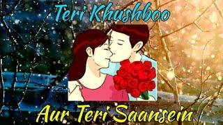 Teri Khushboo (Female version) | Whatsapp Status Video | Palak Muchhal | New WhatsApp Status |