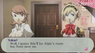 Persona 3 Portable: Aigis' Morning Call (Male & Female Route) (7/24 Event)
