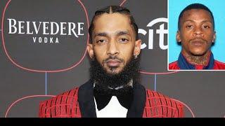 Eric Holder Nipsey Hussle's 'killer' ARRESTED!!+Female 'getaway driver' who fled turns herself in