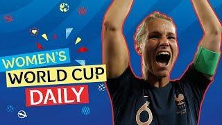 France off to a flyer | Women's World Cup Daily