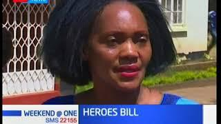 Female MPs want the country to honour Kenya's heroins | KTN News Desk