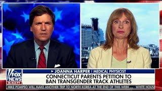 Tucker Takes On Man In A Dress Over Boys & Men In Dresses Dominating FEMALE Sports In Connecticut