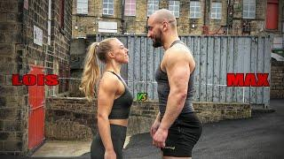 Female Athlete Vs Muscle Man - Lb for Lb STRENGTH TEST