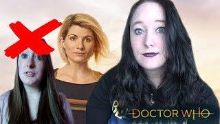 Reacting To My ANTIFEMINIST Female Doctor Who Thoughts?! | Amy McLean