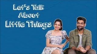 Little Things Season 2 | Mithila Palkar and Dhruv Sehgal Exclusive Interview | Netflix