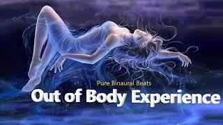 OBE Extreme | Pure Binaural Beats | Out of Body Experience(Very Powerful)