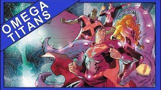 Who Are The Omega Titans? | Justice League No Justice (PART 1)