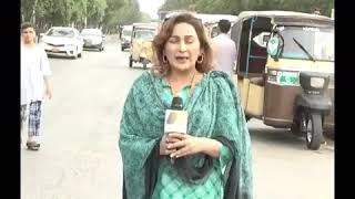 Female journalist live beeper mistake see only on mirchi plz subscribe video