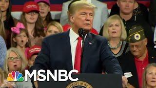 Did WH Transcript Misquote Donald Trump To Erase Jab At Female Reporter? | The 11th Hour | MSNBC
