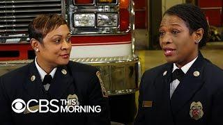 Two female fire battalion chiefs in D.C. inspire next generation