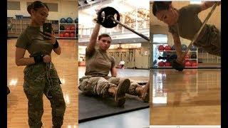 Robust Female Soldier | Fit Soldier Series Ep 06
