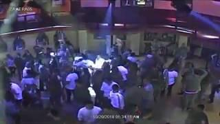 Woman knocks out bouncer over mistaken butt grab