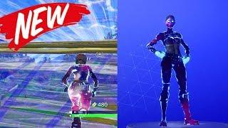 How to get The FEMALE GALAXY SKIN in Fortnite Battle Royale - EASY !!