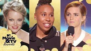 Women Honored As Trailblazers ft. Emma Stone, Lena Waithe & More! ???? MTV Movie & TV Awards