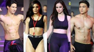 BEST BENCH BODY 2018 SEXIEST FEMALE & MALE CELEBRITIES