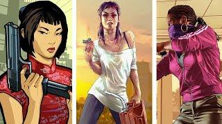 Why Grand Theft Auto Doesn't Have A FEMALE Protagonist