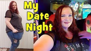 My Date Night - Going Out As A Plus Size Girl | Nightlife Fun In Ybor | Follow Me Around