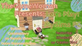 TheGameWoman: MySims & Female Representation in Video Games