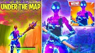 *NEW* UNDER THE MAP GLITCH LIVE ???? | NEW FEMALE GALAXY *LIVE*! ???? | PRO ( Fortnite Battle Royale
