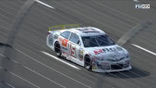 ARCA Racing Series 2018. Pocono Raceway. Full Race