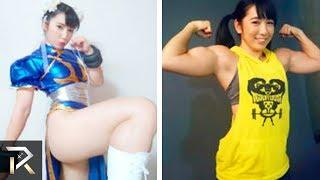 REAL LIFE FEMALE HULKS You NEVER Want To Mess With