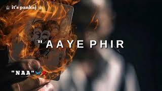 Manjile Bichad Gai Raste Bhi Kho Gaye | Female Version Video Song | Whatsapp status | #its_pankaj