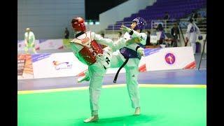 Female  57kg | Round of 32|Rafaela ARAUJO(BRA)VS Ronak HOSSEINZADEH(IRI)
