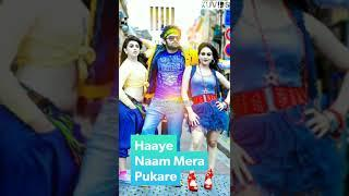 Aankh maare new fullscreen whatsapp status female version || Fullscreen status video