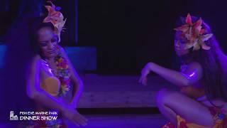 Fish Eye Island Cultural Dinner Show - Female Aparima dance