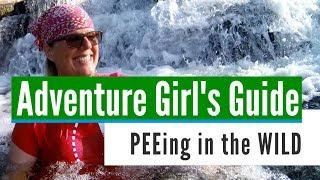 How to Pee Outside as a Woman: Reviews of Female Outdoor Peeing Products
