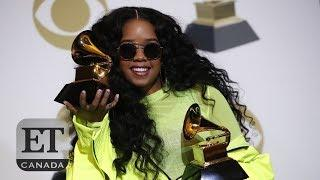 H.E.R. Talks Female Empowerment At The Grammys