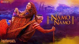 Namo Namo Female - Sumedha Karmahe | Sushant Rajput | Sara Ali Khan | Kedarnath | Amit Trivedi