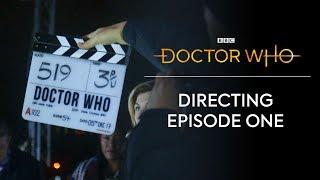 Directing Episode One   The Woman Who Fell To Earth   Doctor Who: Series 11