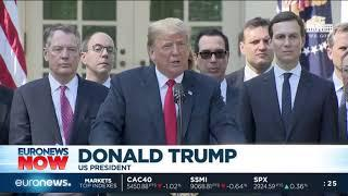 President Trump insults female reporter