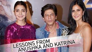 What did King Khan learn from Zero's female duo? | NewsMo