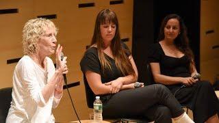 The Female Gaze Talk | Agnès Godard, Joan Churchill, Ashley Connor & Natasha Braier