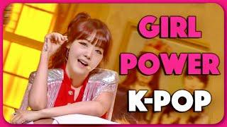 Top 25 Best K-Pop Girl Power Songs   Your Votes Decided!