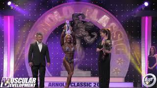 2019 ARNOLD CLASSIC - WOMANS PHYSIQUE - COMPARISONS & AWARDS