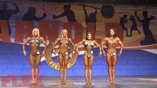 Arnold Classic Female Hot Bodybuilding Show