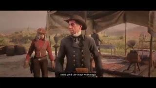 """Red Dead Online """"Best female """" Character"""