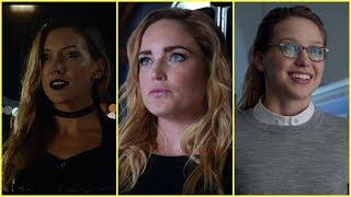 Top 10 Most Attractive Female Arrowverse Characters